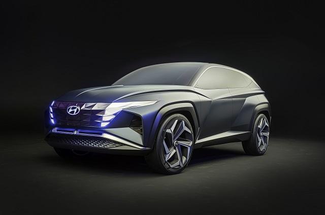 2021 Hyundai tucson concept