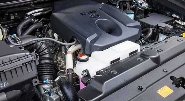 2021 Toyota Land Cruiser Prado 2.8