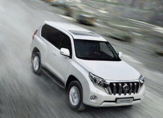 2021 Toyota Land Cruiser Prado changes