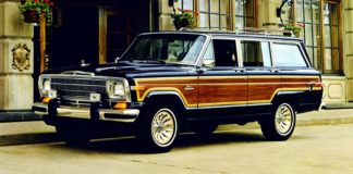2022 Jeep Grand Wagoneer comeback