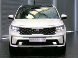 2022 KIA Sorento new generation