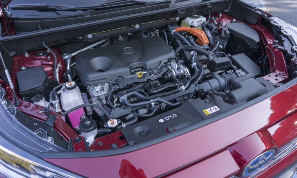 2022 Toyota RAV4 TRD Pro specs