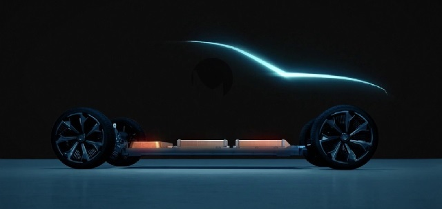 2023 Cadillac Lyriq EV concept