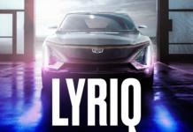 2023 Cadillac Lyriq EV range