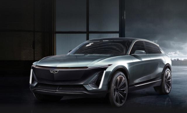 2023 Cadillac Lyriq EV release date
