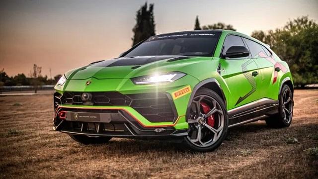 Lamborghini Urus Superleggera