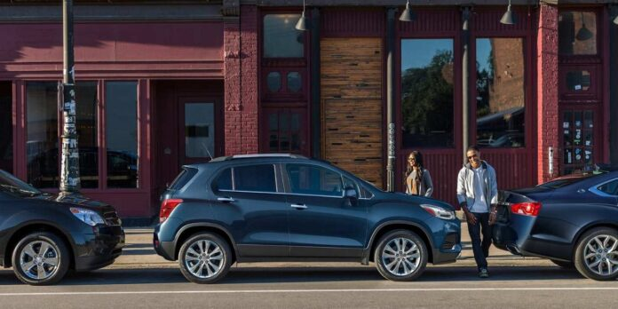 2021 Chevrolet Trax changes