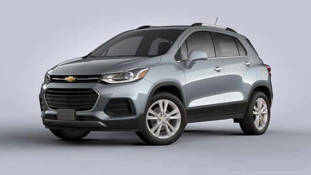 2021 Chevrolet Trax redesign