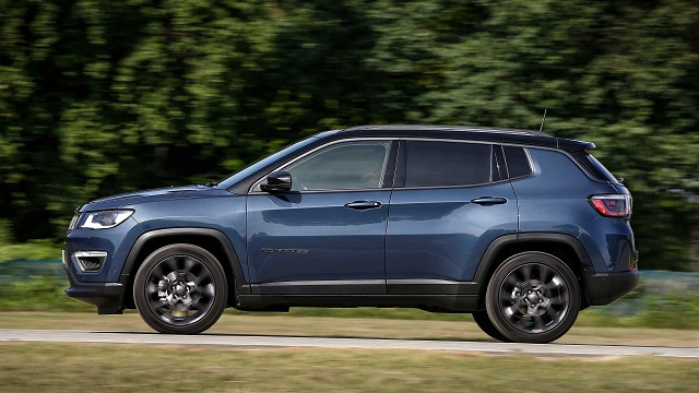 2021 Jeep Compass refresh