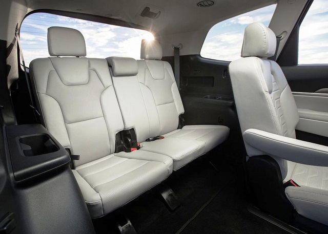 2021 KIA Telluride 7-seater