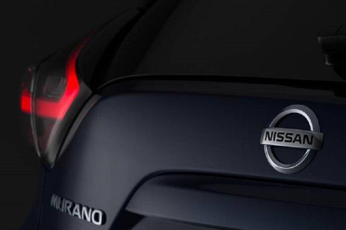 2021 Nissan Murano update