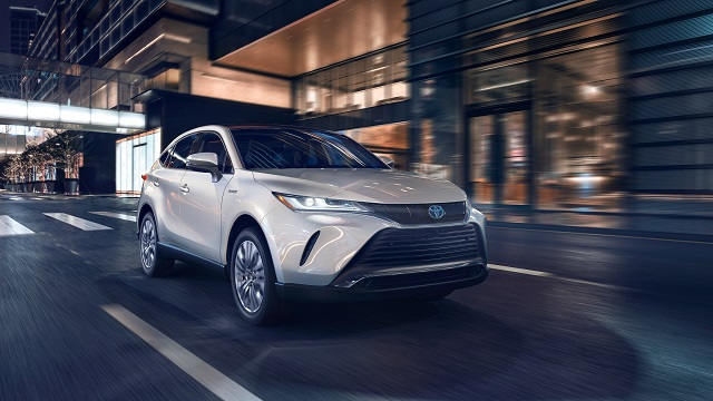 2021 Toyota Venza hybrid