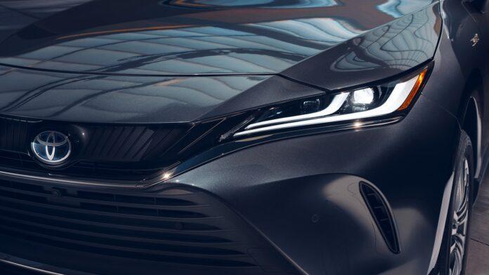 2021 Toyota Venza price