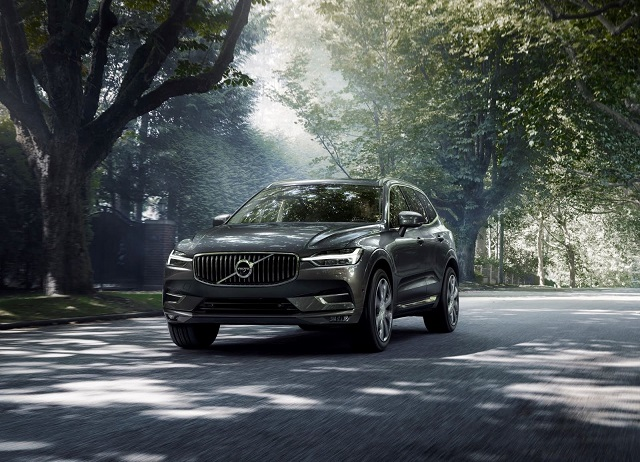 2021 Volvo XC60 Changes and Options - Future SUVs