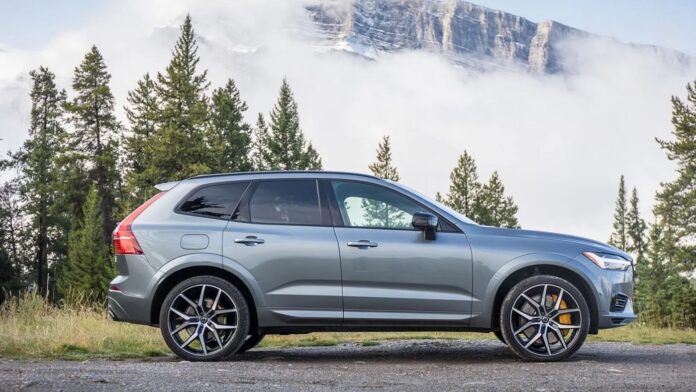 2021 Volvo XC60 release date
