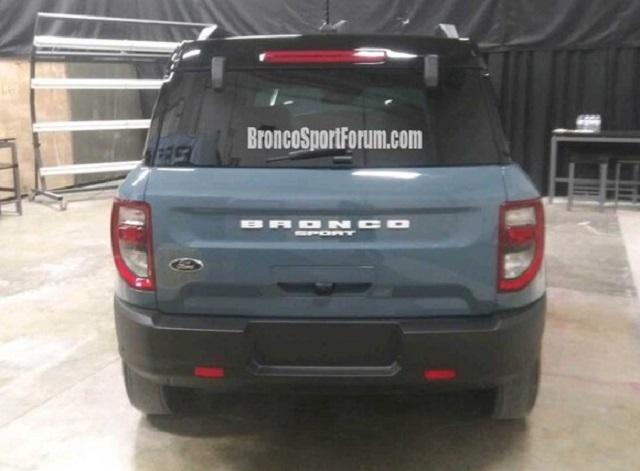2022 Ford Bronco Sport price