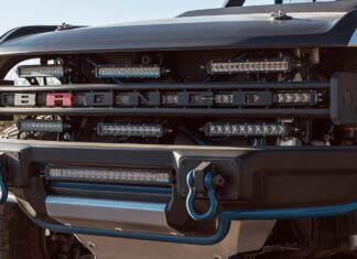 2022 ford baby bronco