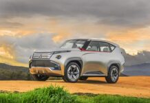 2022 Mitsubishi Pajero three-door