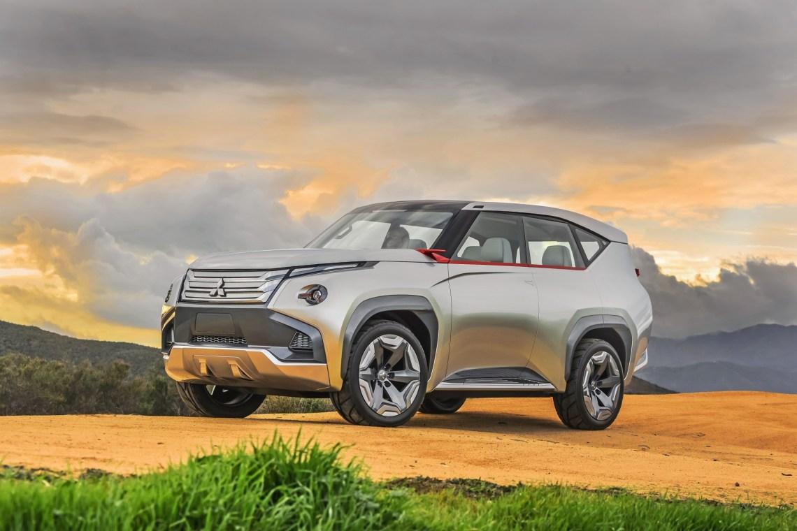 5 Mitsubishi Pajero (Montero) Will Debut Next Year - Future SUVs