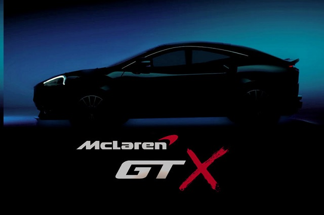 2023 McLaren SUV