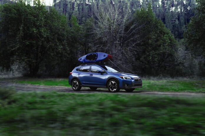 New 2021 Subaru Crosstrek Sport