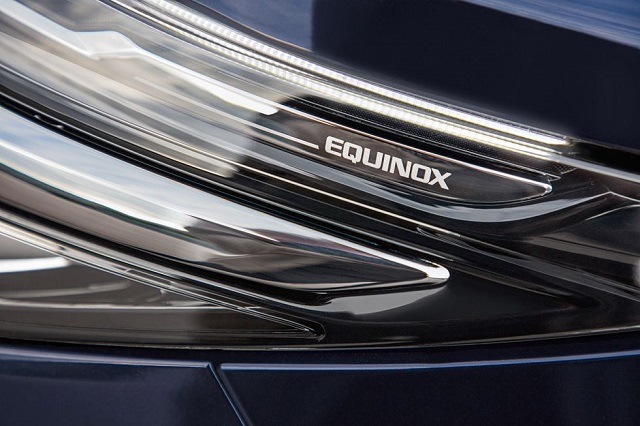 2021 Chevy Equinox release date