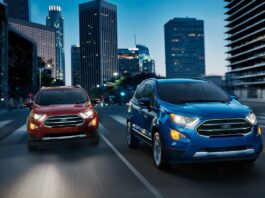 2021 Ford EcoSport changes