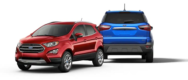 2021 Ford EcoSport redesign