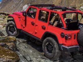 2021 Jeep Wrangler Rubicon 4x4