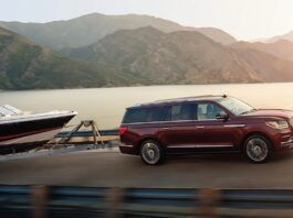 2021 Lincoln Navigator towing capacity