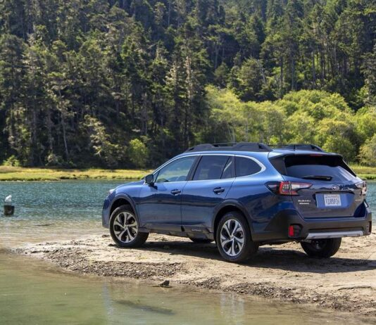 Subaru Archives - Future SUVs