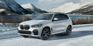 2021 BMW X5 hybrid