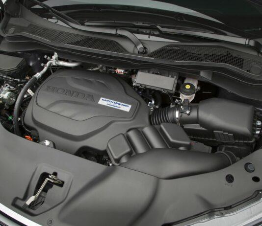 2022 Honda Pilot hybrid
