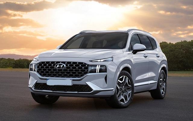 2022 Hyundai Santa Fe redesign