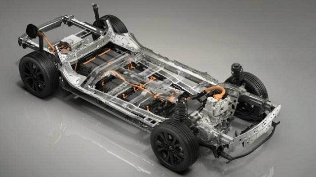 2022 Mazda CX-9 EV