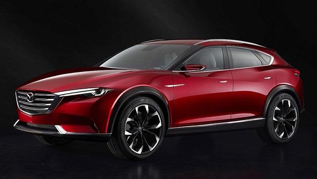 2022 Mazda CX-9 redesign