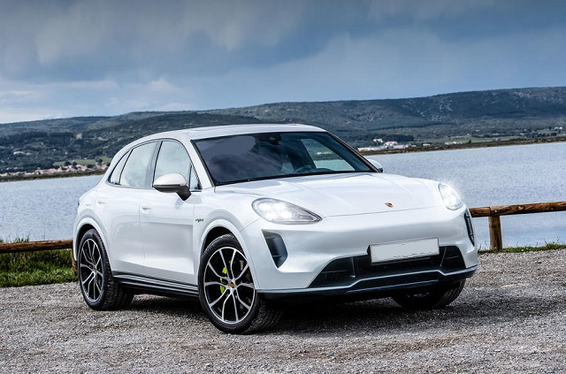 2022 Porsche Macan electric