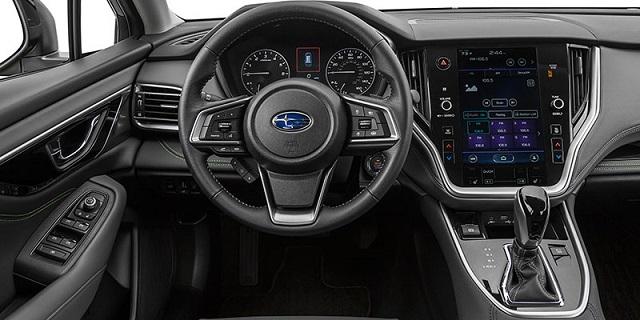 2022 Subaru Outback interior