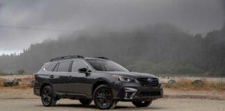 2022 Subaru Outback onyx