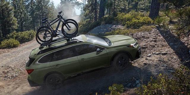 2022 Subaru Outback xt
