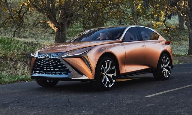 new 2022 Lexus NX