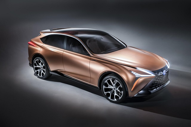 2022 Lexus RX 350 redesign
