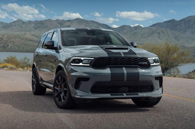 2022 Dodge Durango SRT Hellcat price