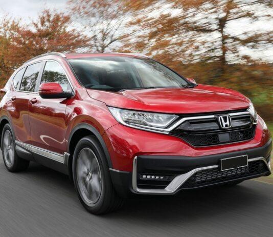 2022 Honda CR-V Facelift