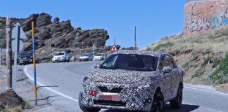 2022 Nissan Qashqai spy photos
