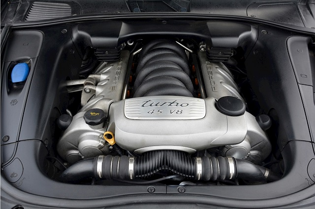 2022 Porsche Cayenne e hybrid