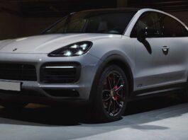 2022 Porsche Cayenne gts