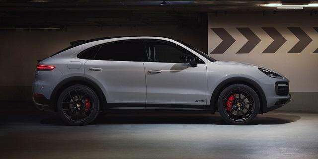 2022 Porsche Cayenne