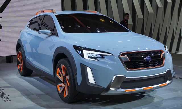 2022 Subaru Forester concept