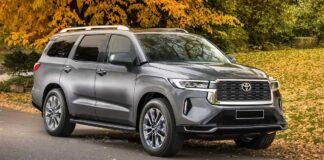 2022 Toyota Sequoia concept
